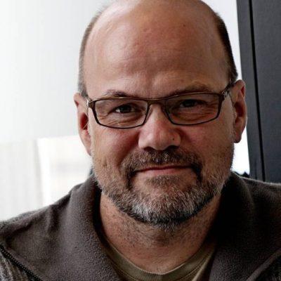 Bjørn Remseth (Foto: Telenor)