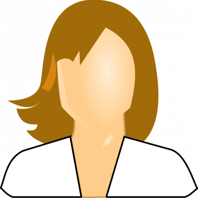 Anonym kvinne