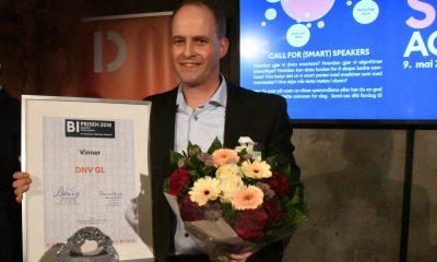 DNV GL vant BI-prisen 2018