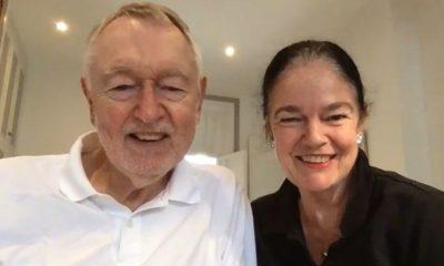 Suzanne og James Robertson