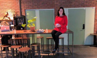 Karina Birkeland Lome (foto: Kine Dahl)