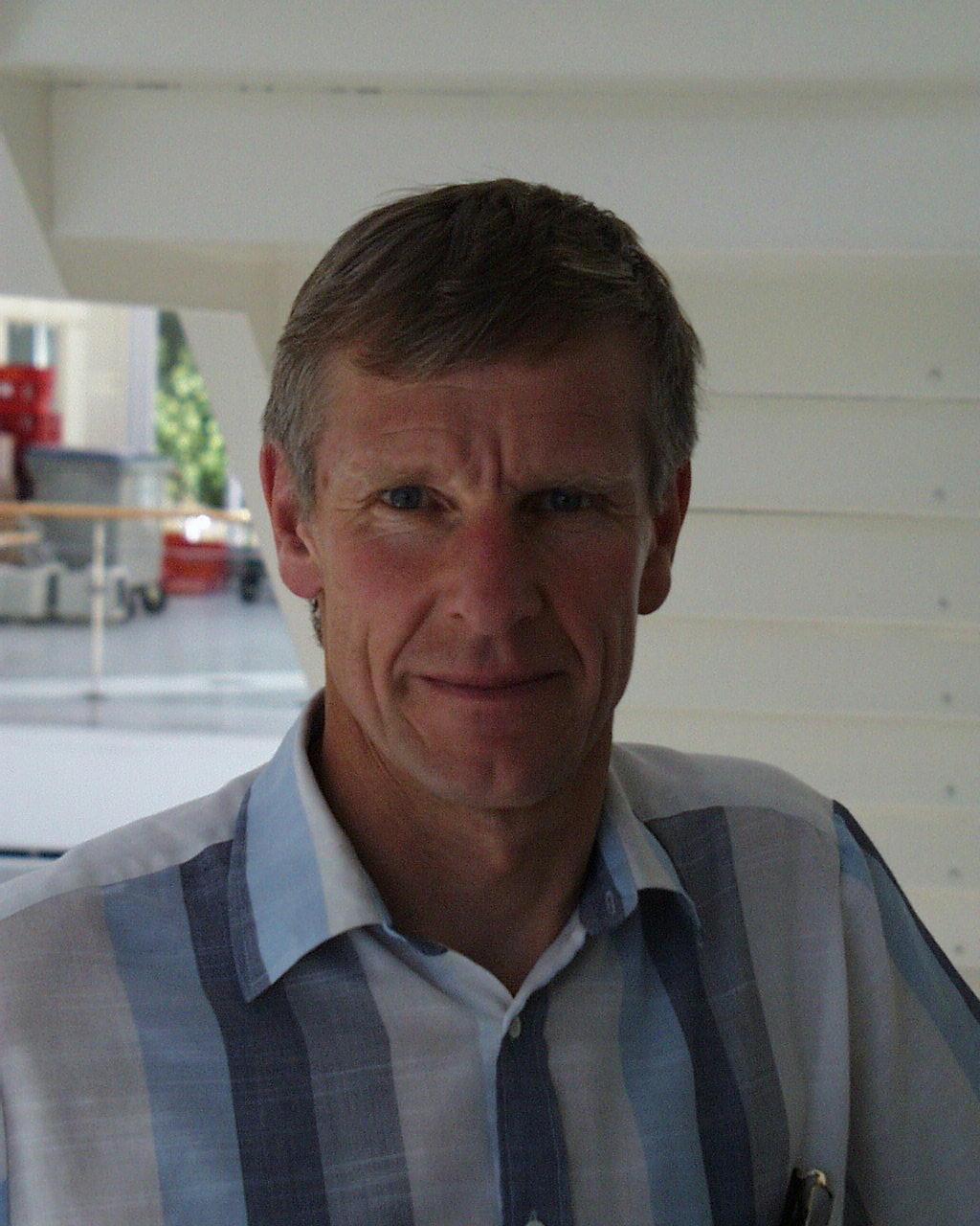 Arild Jansen, portrett. Foto: UiO