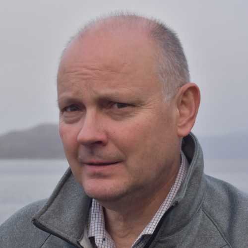 Headshot Bernt Nilsen
