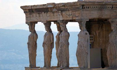 Del av Akropolis