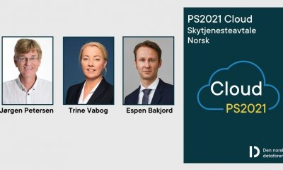 Skytjenesteavtale PS2021 Cloud